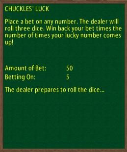 online casino dealer dice roll online