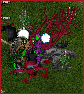Thorreain death by tree