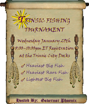 Trinsic Fishing Turnament
