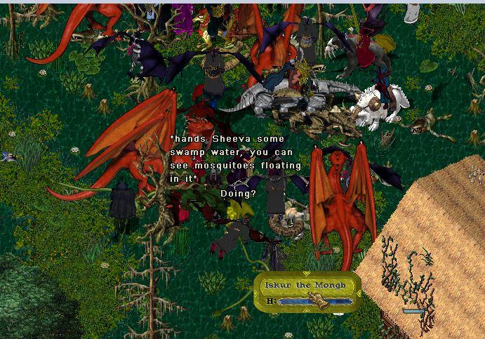 Iskur: Old StraticsAncient Treasure-Merrick Found